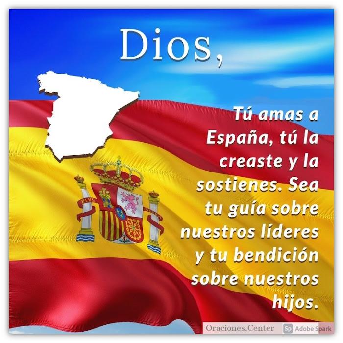 Oración por España - Bendiciones para el País y Sanidad para la Gente