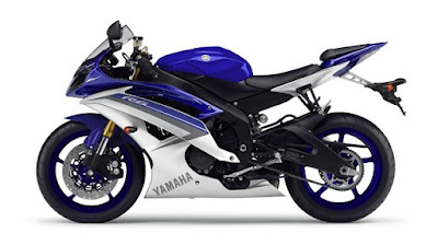 2016 Yamaha YZF-R6 Hd Picture