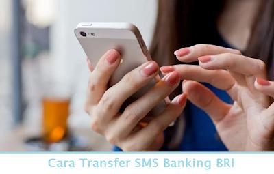 Cara Transfer SMS Banking BRI (Termudah.com)