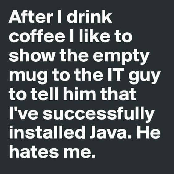 coffee funnies