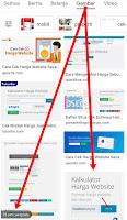 Cara Optimasi gambar di blogger