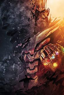 Thanos Mobile HD Wallpaper