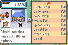 pokemon sigma emerald screenshot 4