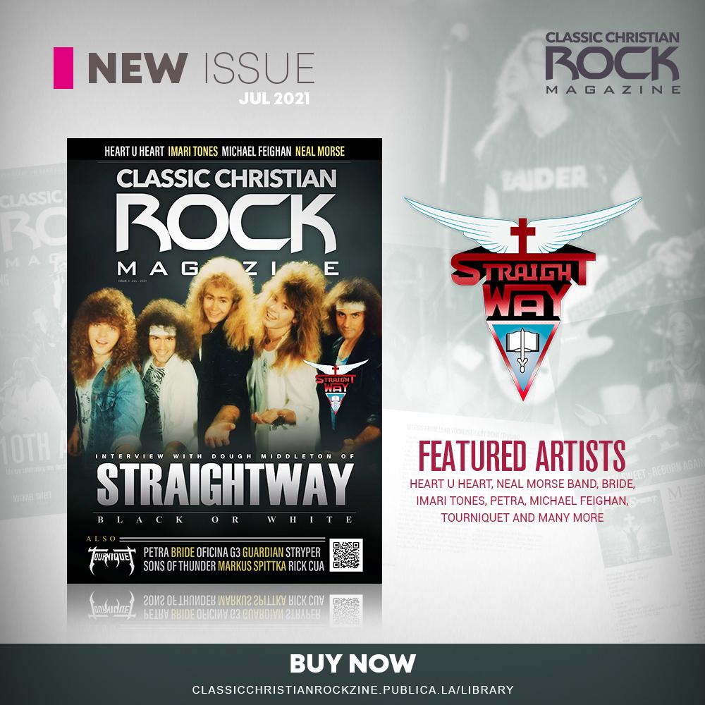 CCR Magazine No.3 | Straightway