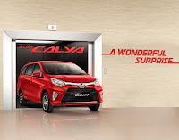 Tempat Kredit Mobil Toyota All New Calya