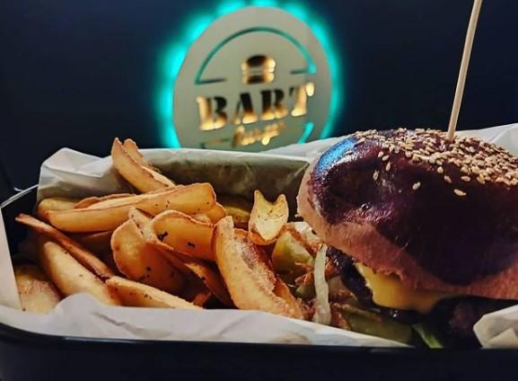 bart burger çiğli izmir menü fiyat listesi hamburger sipariş