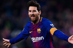 Biografi dan Perjalanan Lionel Messi Sebagai Pemain Sepak Bola Profesional