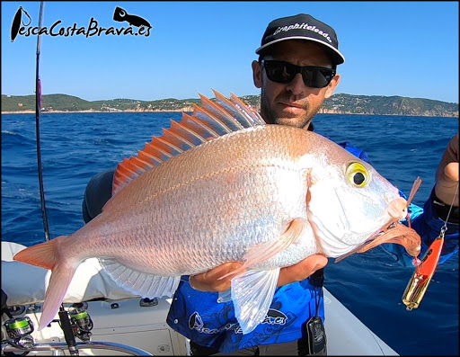 breca graphiteleader protone daiwa pirates pesca costa brava jjpescasport - De los 0 a los 100 metros, SPINNING y JIGGING!