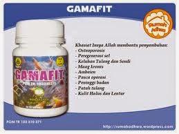 Jual GAMAFIT Gamat Emas Nurusy-Syifa di Surabaya