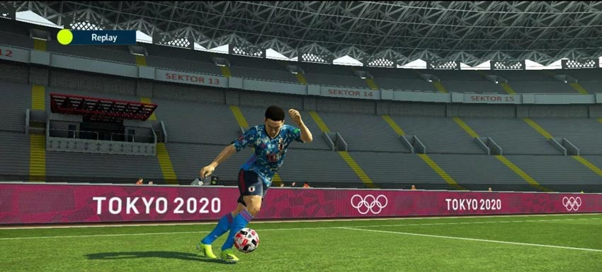 Adboard Olympic Games TOKYO 2020 For PES 2013