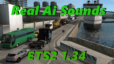 ETS2 Real Ai Traffic Engine Sounds v1.34.c