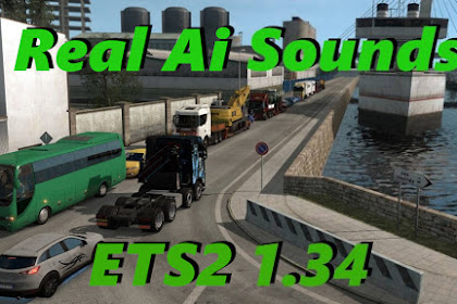 ETS2 Real Ai Traffic Engine Sounds v1.34.c
