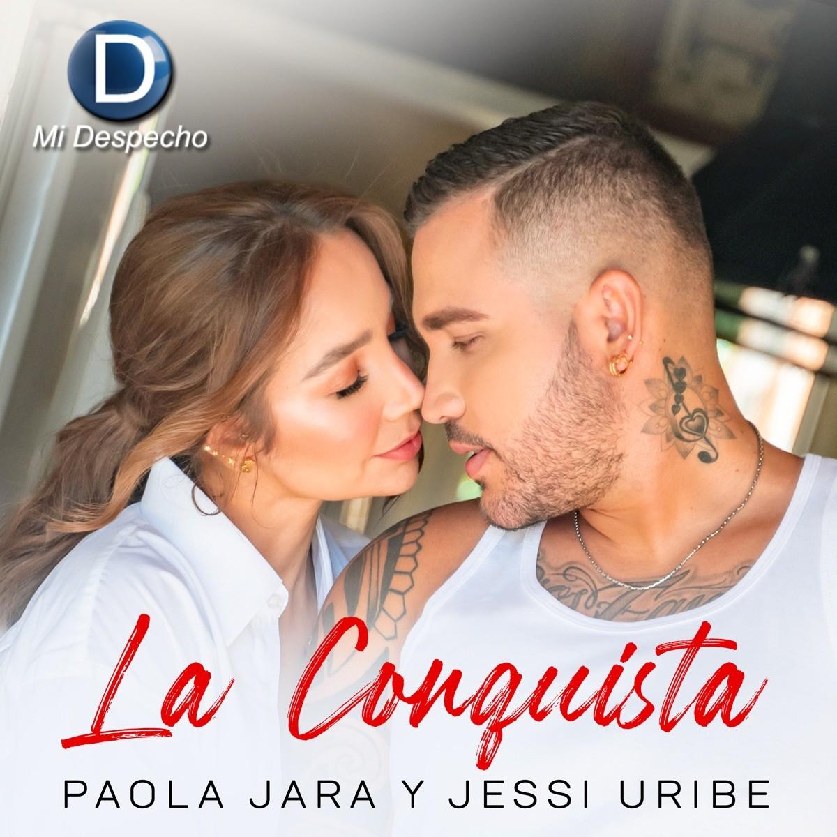 Paola Jara & Jessi Uribe La Conquista Frontal
