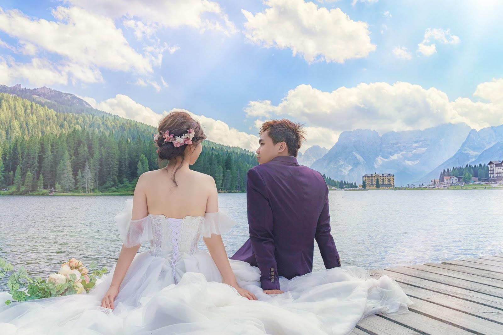 多洛米蒂 富內斯 Val di Funes 仙境婚紗 Dolomiti 義大利婚紗 Bolzano 波扎諾 威尼斯婚紗 米蘭羅馬