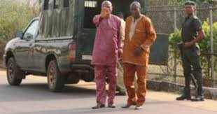 Two Yahoo Yahoo Pastors Serving 17 Years Jail Term Get Another 26 For Scamming N32.5m From Victims (See Photo)