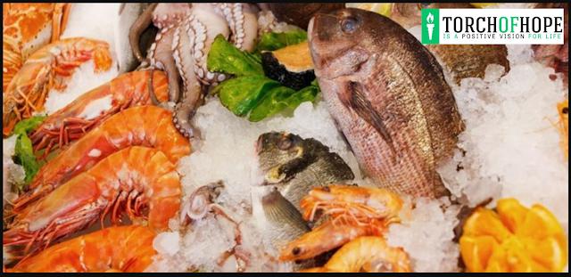 E-Health : The benefits of seafood