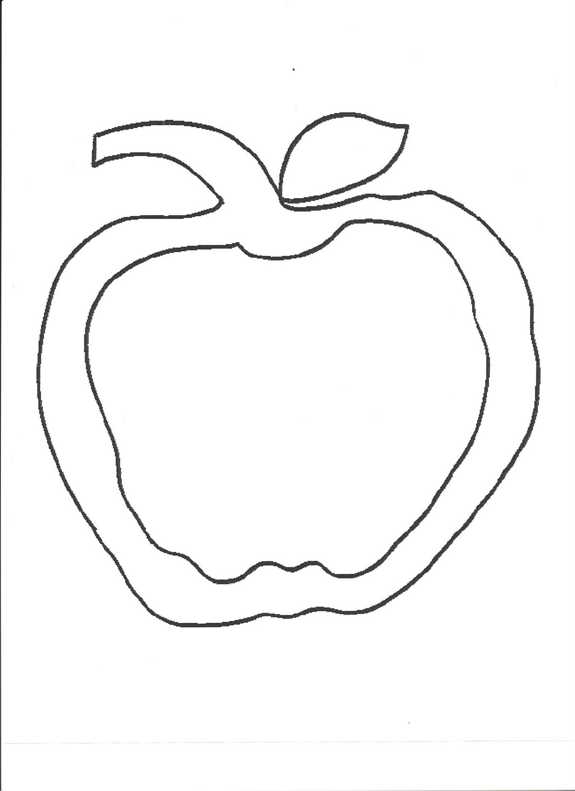 Crafts For Preschoolers: Templates