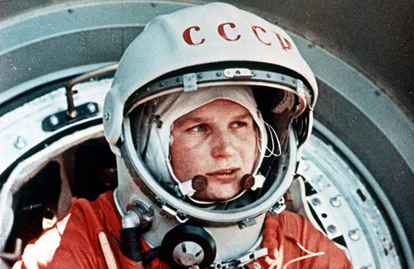 Very Eerie: Female Soviet Astronaut Made Recordings In Space Right Before She Died