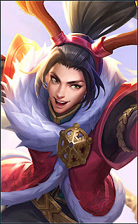 Zilong Christmas Carnival Heroes Fighter Assassin of Skins