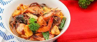 Resep Seafood Saus Padang Kekinian 1