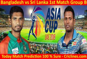 Ban vs SL live cricket score