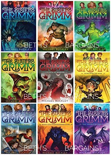 The Sisters Grimm Series by Michael Buckley pdf epub download