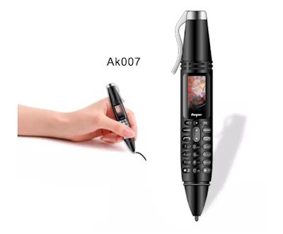 CHAOAI AK007 Mini Pen Mobile Phone