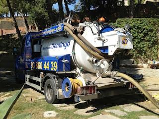 Camión cuba urgente (Terrassa) Vaciado y Llenado de pozos