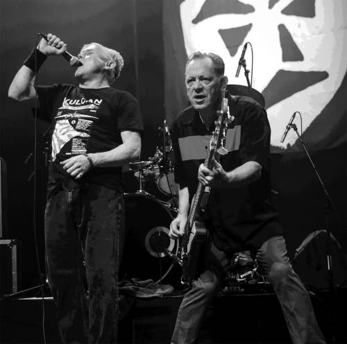THEATRE OF HATE: Σάββατο 5 Οκτωβρίου @ An Club