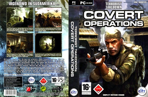 Terrorist Takedown Covert Operations Full