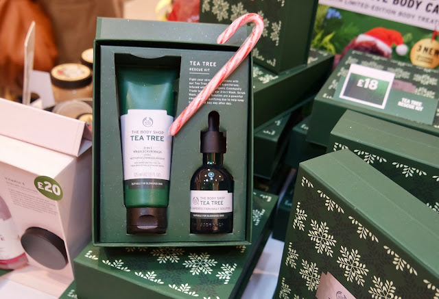 The Body Shop Middlesbrough - Christmas Event