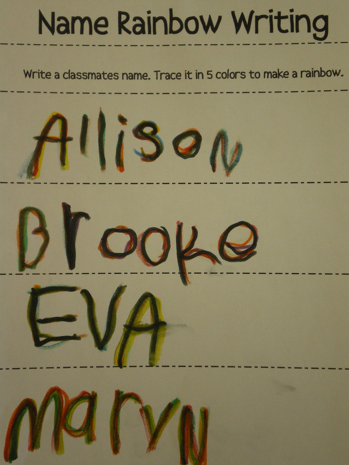 Mrs Bremer S Class Literacy Work Stations