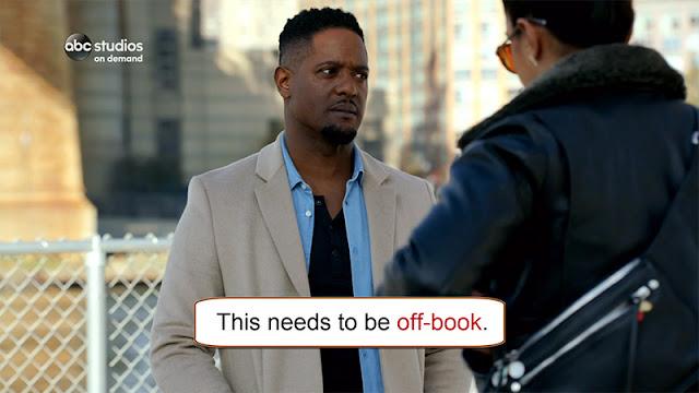 Arti Off Book