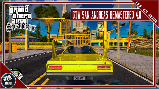 GTA San Andreas Remastered 4.0 Mod Pack Free Download