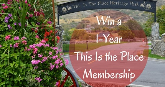 A local wander giveaway this is the place heritage park - The garden place at heritage park ...