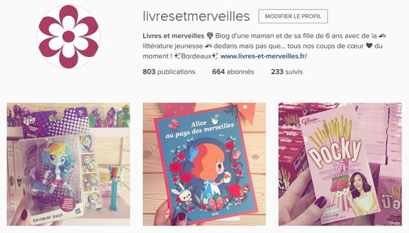 Livres et merveilles sur Instagram - Mois de février 2016