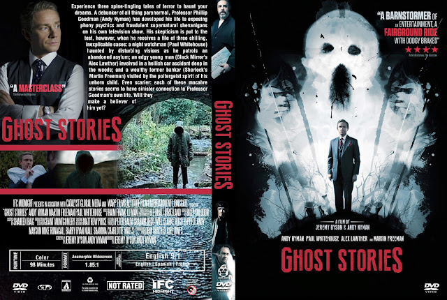 Ghost Stories DVD Cover