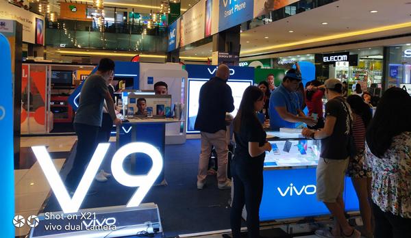 Vivo X21 - Mobile Fest 2018