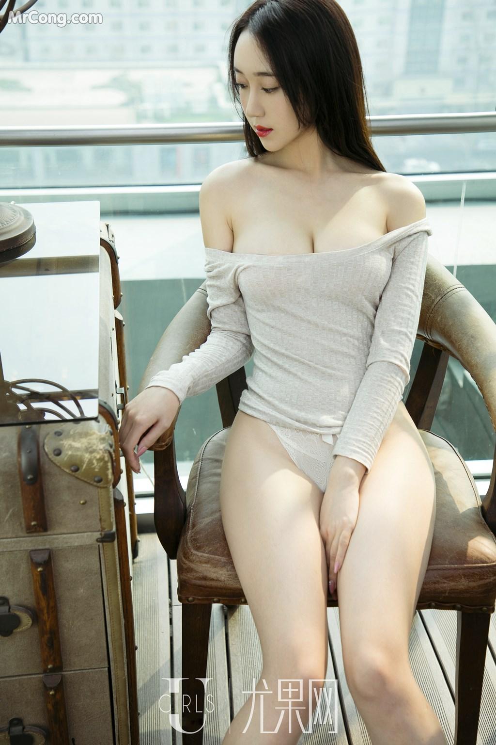 Image UGIRLS-U354-Li-Bao-Er-MrCong.com-005 in post UGIRLS U354: Người mẫu Li Bao Er (李宝儿) (66 ảnh)