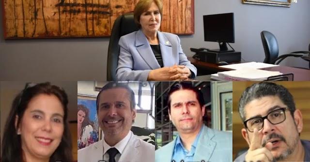(VIDEO) ESCÁNDALO: La ministra de Cultura Carmen Heredia tiene a su familia completa cobrando y beneficiándose del estado nombro a su hija como Jefa de su gabinete en el gobierno del cambio