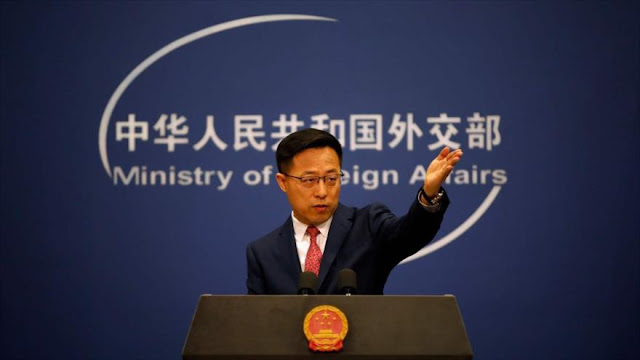 China llama a EEUU a reducir su arsenal nuclear por la paz mundial
