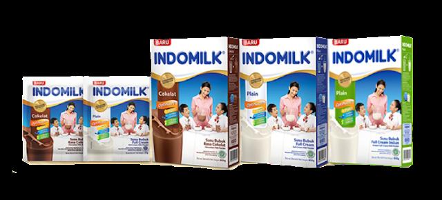 Indomilk Susu Bubuk untuk Usia Berapa