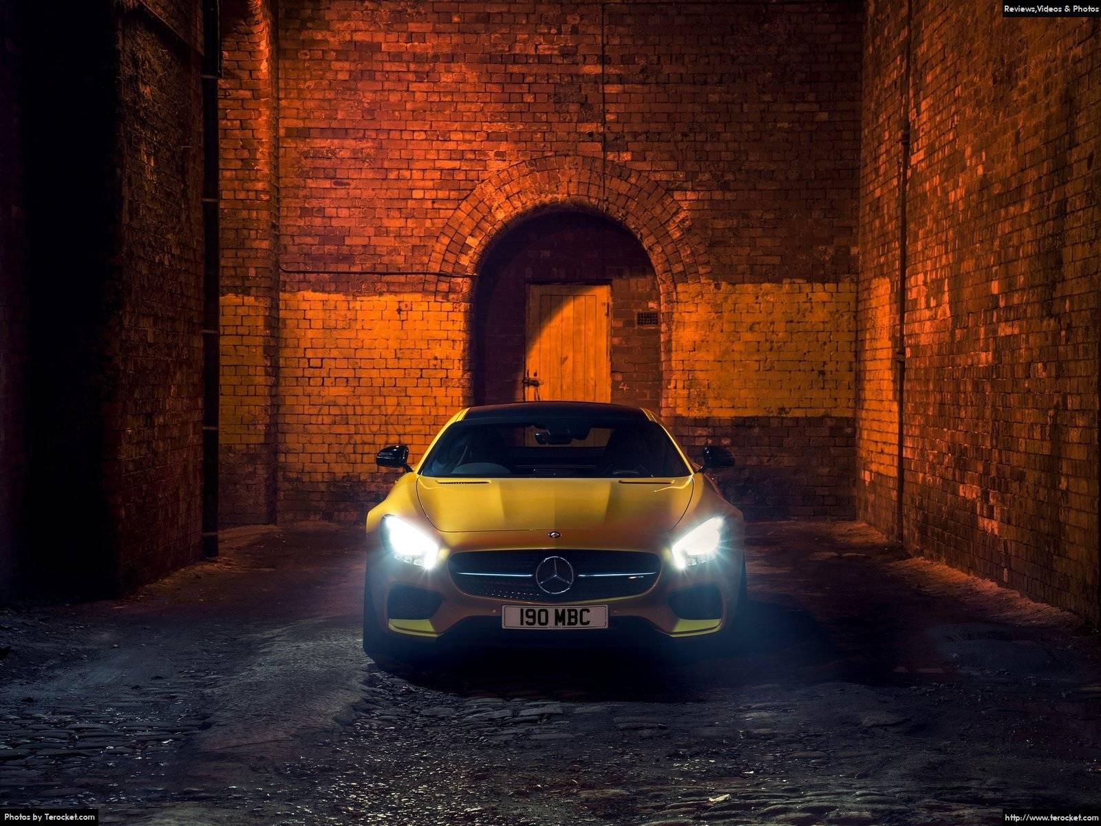 Hình ảnh xe ô tô Mercedes-Benz AMG GT S UK-Version 2016 & nội ngoại thất