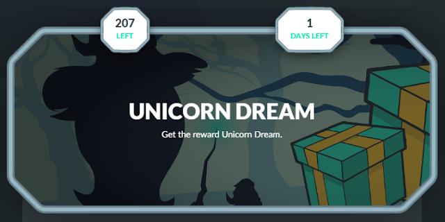 免費序號領取:Unicorn Dream