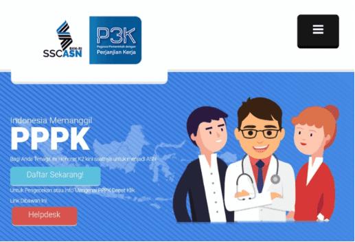 Demi Honorer K2, Pak Menteri Imbau Pemda Buka Rekrutmen PPPK