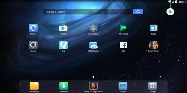 تحميل برنامج nox app player مضغوط بحجم صغير