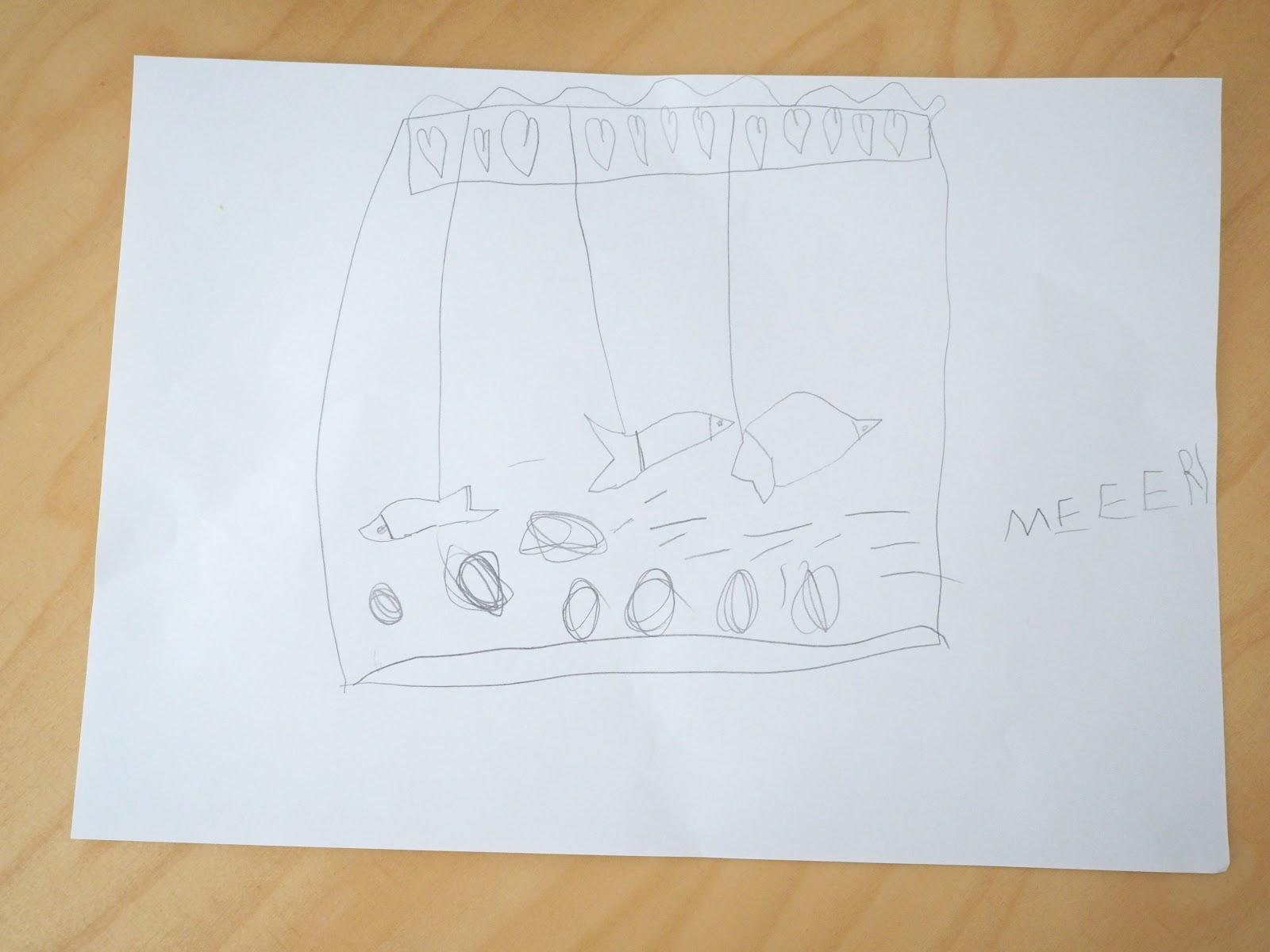 lapsi piirtää, piirustus