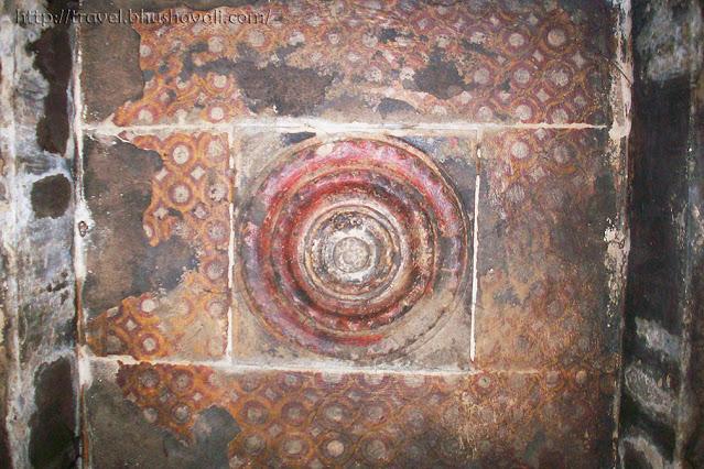 Kudumiyanmalai Shikanathaswamy Temple Pudukottai Frescoes