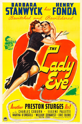 The Lady Eve - Film Poster