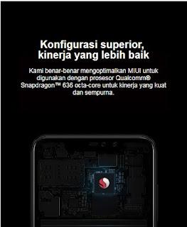 Gambar Prosesor Redmi Note 6 Pro